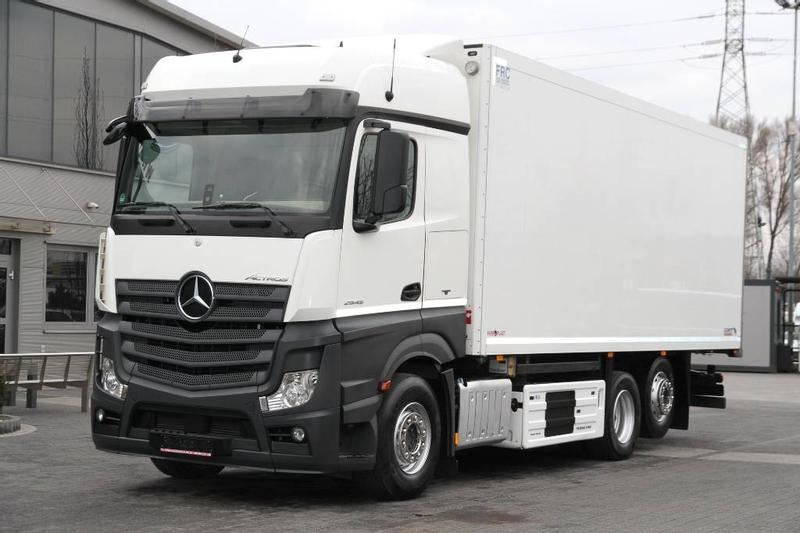 Mercedes-Benz MEAT HOOK REFRIGERATOR ACTROS 2545 E6 THERMOKING