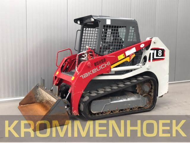 Takeuchi TL 8 | 2 Speed