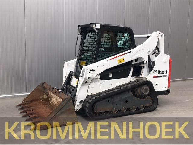 Bobcat T 590 High flow