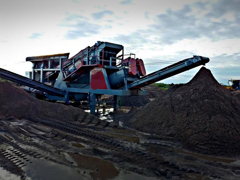 Fabo MOBILE SCREENING/WASHING PLANT | COMPACT EQUIPMENT