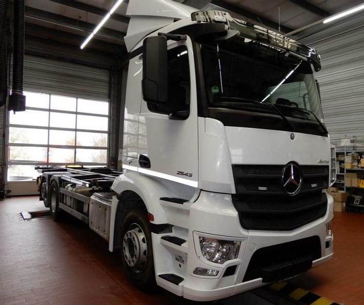 Mercedes-Benz ANTOS 2543 E6 CHASSIS LOW CAB
