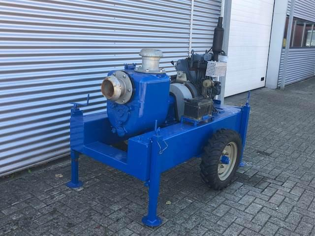 Varisco Waterpumps J6-250 + VM