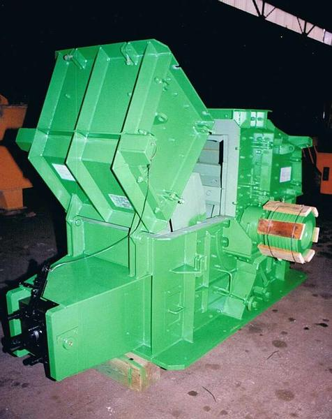 SBM 8/6/2 XR Prallmühle gebraucht impact mill crusher stone used