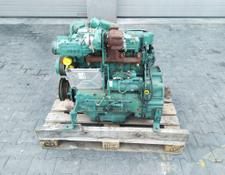 Deutz-Fahr Volvo TCD 2012 L04 Common Rail 4 cylindrowy turbo Engine Engine