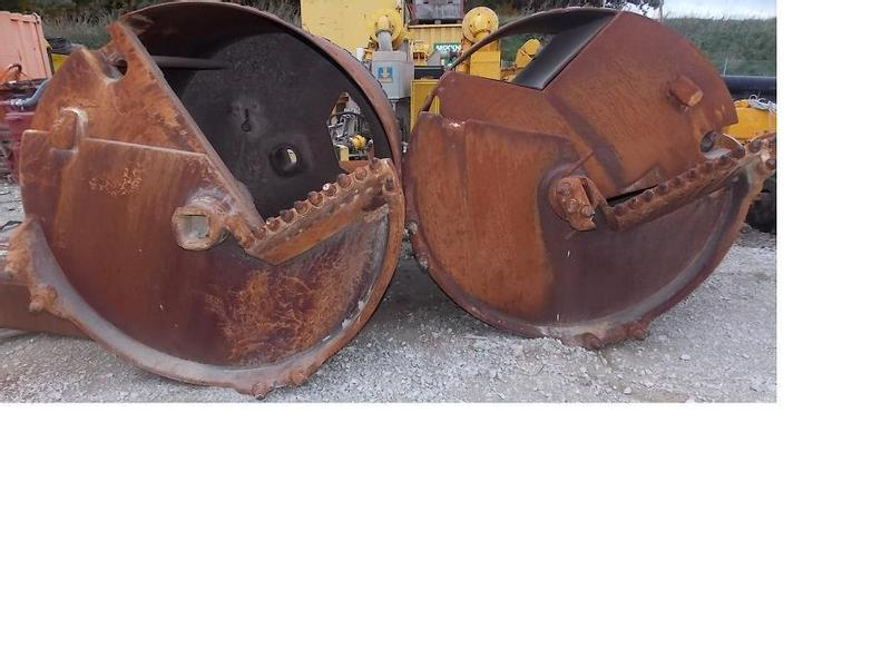 Bauer Drilling Bucket 1650 mm Diameter