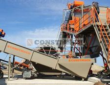 Constmach COMPLETE SCREENING & WASHING PLANT