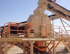 Constmach TERTIARY IMPACT CRUSHER READY TO DELIVERY!