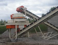 Constmach VSI CRUSHERS IN EVERY CAPACITY YOU NEED