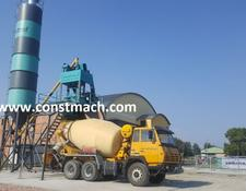 Constmach COMPACT 20 CONCRETE MIXING PLANT FOR SALE!