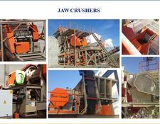 Constmach JAW CRUSHERS OPTIMAL SOLUTIONS FOR YOUR BUSINESS