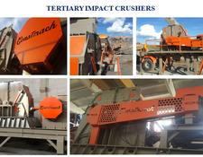 Constmach TERTIARY IMPACT CRUSHERS IN EVERY CAPACITY YOU NEED