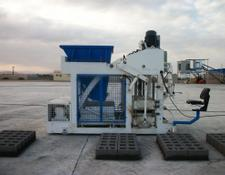 Constmach CONCRETE BLOCK MACHINE (EGG LAYER) READY TO SHIPMENT