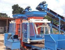 Constmach BS-20 2 - PAVING STONE MACHINE