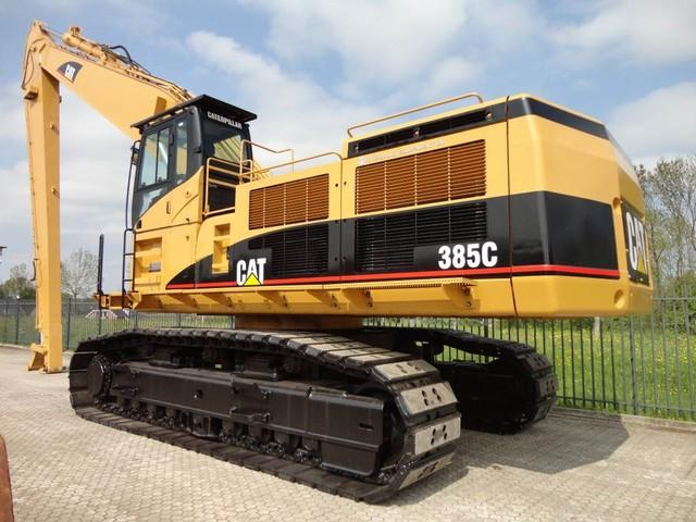 Caterpillar 385CL Long Reach 2005