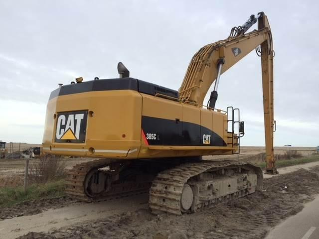 Caterpillar 385CL Long Reach 2007