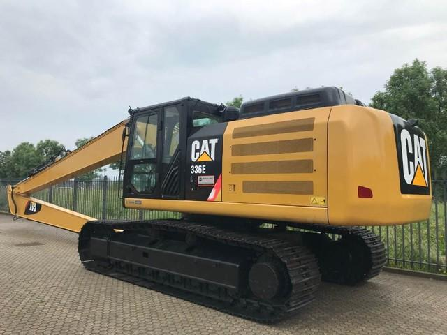 Caterpillar 336EL Long Reach 2014