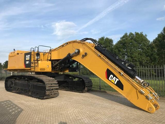 Caterpillar 390FL Long Reach demo