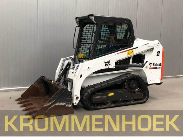Bobcat T 450 | 2 speed