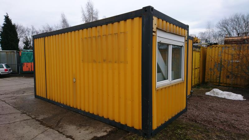 MachinesUp Einzelcontainer