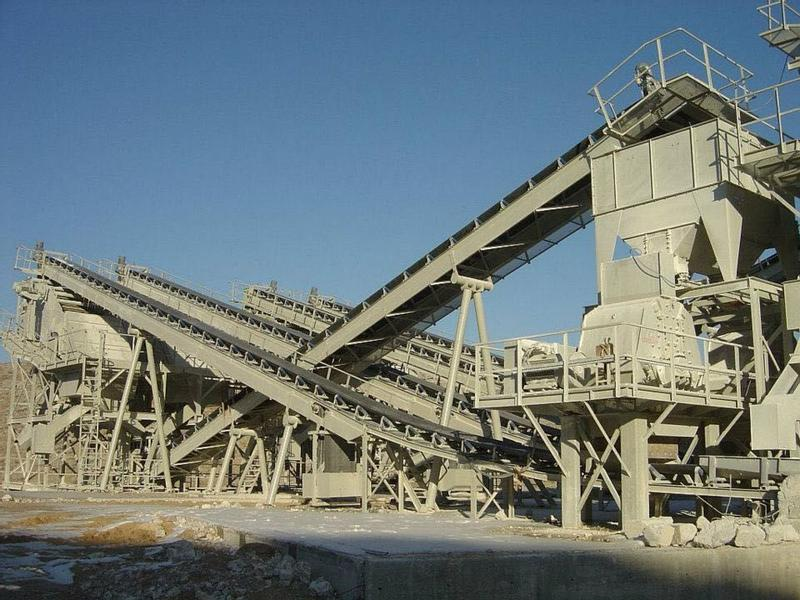 Fabo FIXED STONE CRUSHING AND SCREENING PLANT | 600 TPH