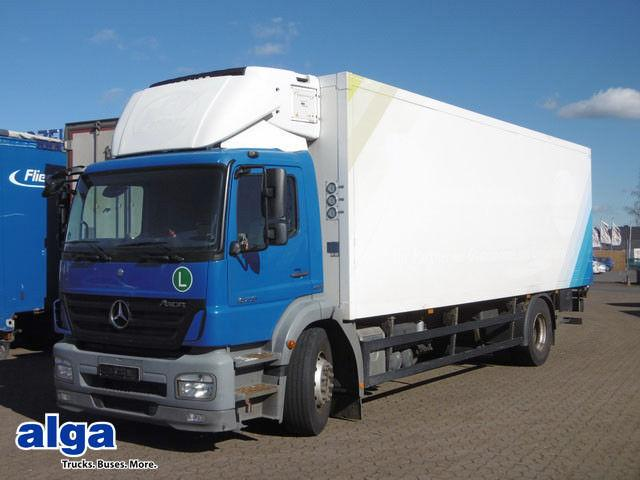 Mercedes-Benz 1829 L, lang 8000mm, Lbw 2 to. 3 Kammern, Wilke