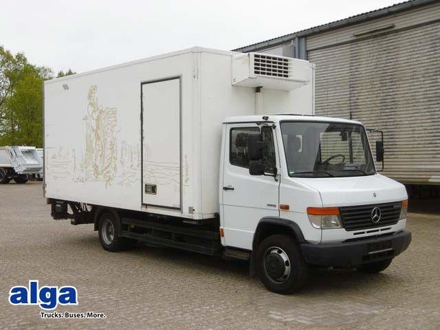 Mercedes-Benz 816  D Vario, 5,0 m. lang, Thermo-King,Hebebühne