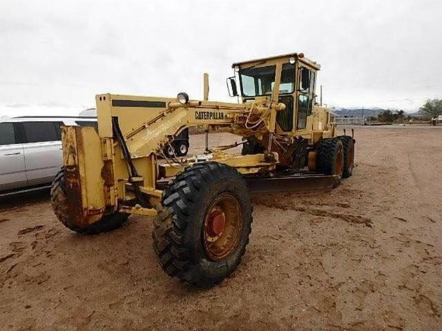 Caterpillar 140G W RIPPER