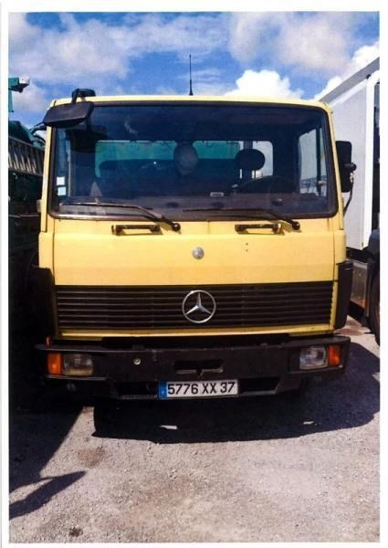 Mercedes-Benz HYDROCUREUR - HUWER (EP 915 WL)