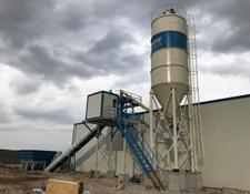 Promax Compact Concrete Batching Plant PROMAX C45 SNG(45m³/h)