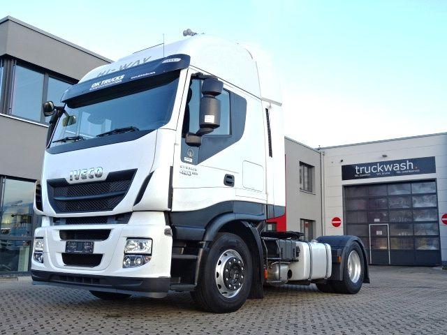 Iveco Stralis 420 / EEV / 2 Tanks / HighWay Intarder