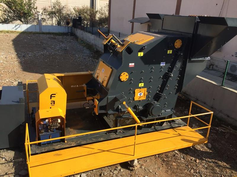 Fabo PRIMARY IMPACT CRUSHER | PDK 150