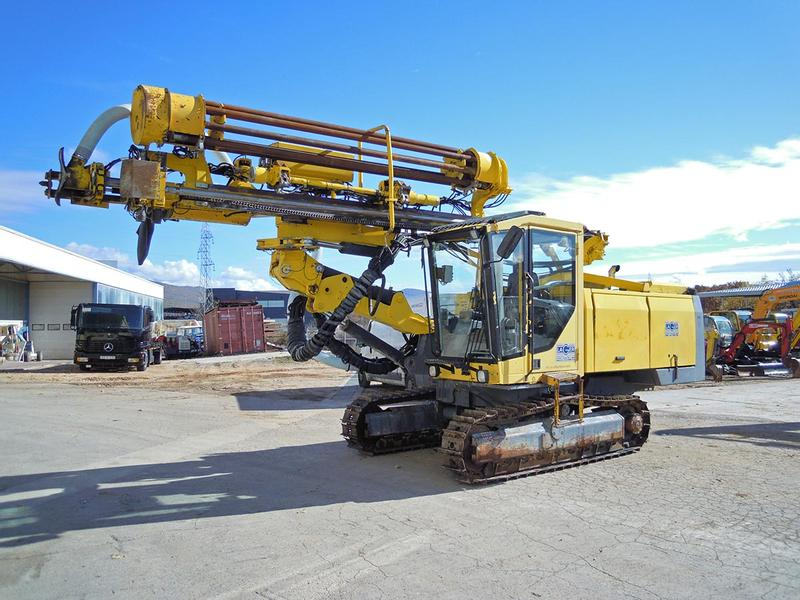 Atlas Copco ROC F6