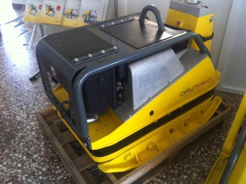 Wacker Neuson DPU 7060Fe UNUSED