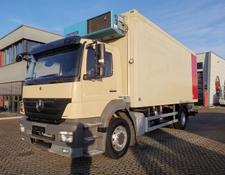 Mercedes-Benz Axor 1829 L / Manual / Ladebordwand / 2 Kammern