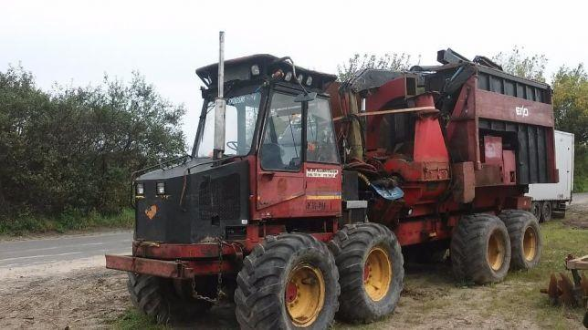 ERJO Forwarder
