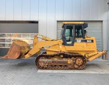 Caterpillar 963C + Ripper (A/C)
