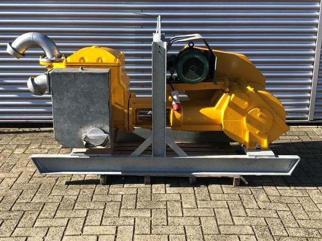 Geho Waterpumps ZD600 400V