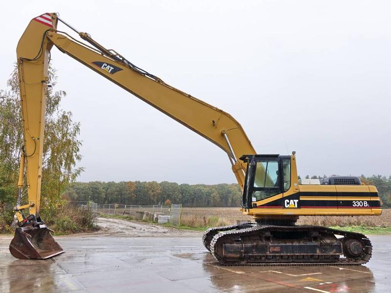 Caterpillar 330BL LONG REACH (TOP CONDITION)